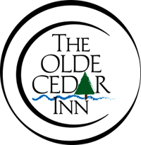 The Olde Cedar Inn logo